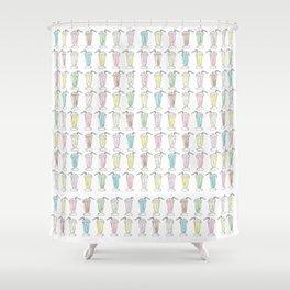 Milkshakes Shower Curtain
