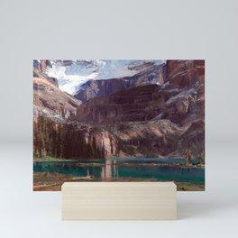 John Singer Sargent Lake O'Hara Mini Art Print