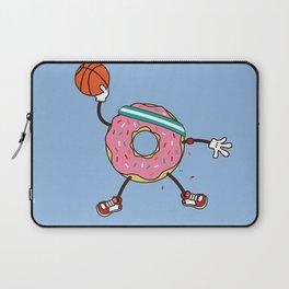 Dunking Donut Laptop Sleeve