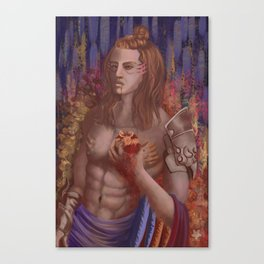 Bloody Dream Canvas Print