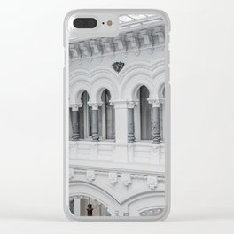 ARCHITECTURAL EXTERIOR DESIGN Clear iPhone Case