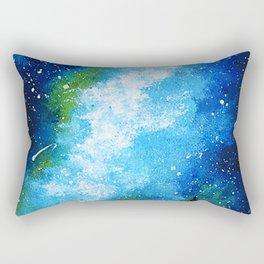 Resplandeciente Rectangular Pillow