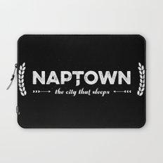 Naptown | the city that sleeps | Indianapolis Laptop Sleeve