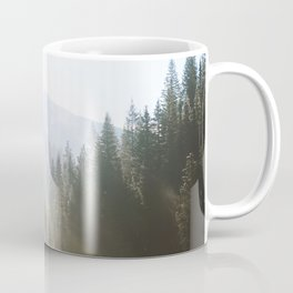 Steamy Colorado Sunrise Coffee Mug