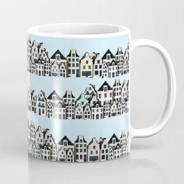 amsterdam canal houses - project  Coffee Mug