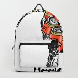 Heller Dad Beer Lover Father's Day Backpack