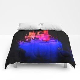 Night Castle Comforters
