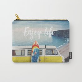 Enjoy life Carry-All Pouch