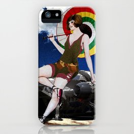 Serenity - Nouveau Kaylee and her Firefly iPhone Case