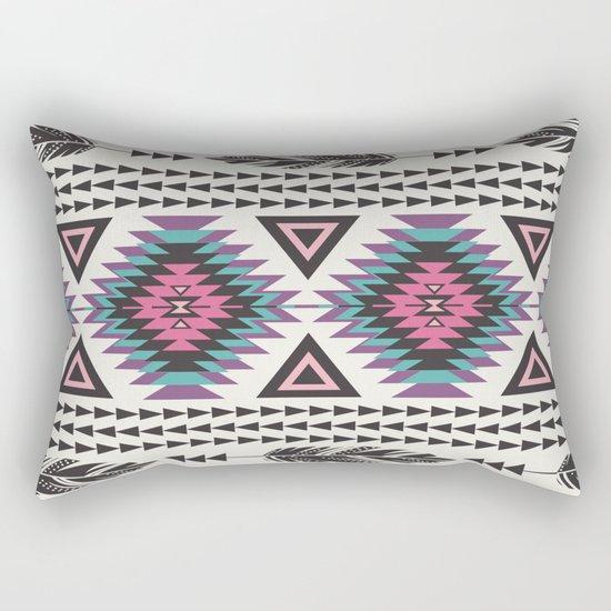 Tribal Spirit Rectangular Pillow