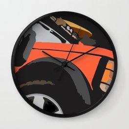G4 Wall Clock