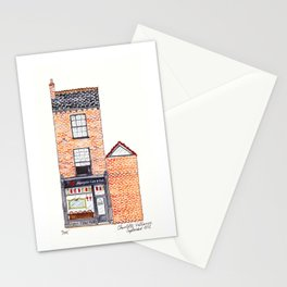 The Cats of York by Charlotte Vallance Stationery Cards