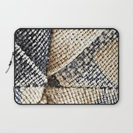 Patchwork Laptop Sleeve