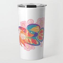 Koi betta Travel Mug