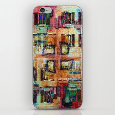 Annecy 4 iPhone & iPod Skin