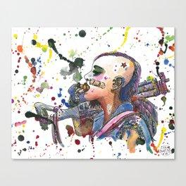 Tank Girl Canvas Print