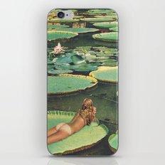 LILY POND LANE iPhone & iPod Skin