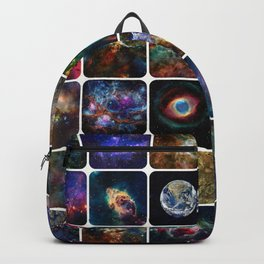 The Amazing Universe - Collection of Satellite Imagery Backpack