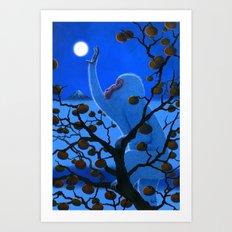 Year of the Monkey Art Print