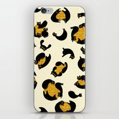 Catmovelage iPhone & iPod Skin