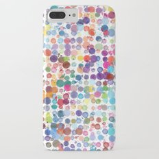 Watercolor Drops Slim Case iPhone 7 Plus