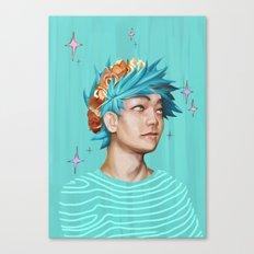 STARRY Canvas Print
