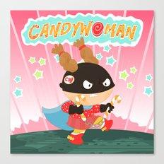 Candywoman Canvas Print