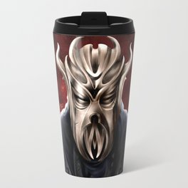 Dragonborn - Mirrak Digital Illustration  Travel Mug