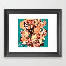 solmu Framed Art Print