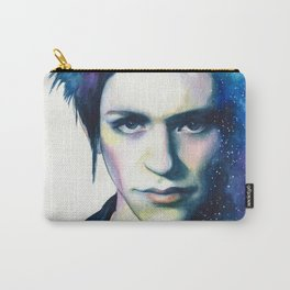 Brian Molko (Night  sky) Carry-All Pouch