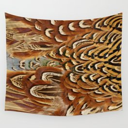 Ring-necked Pheasant Wall Tapestry