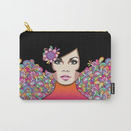"""NYE 2014"" Subway Soul by Dawn Carrington Carry-All Pouch"