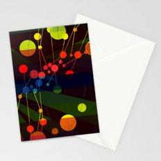 Planetary System I Stationery Cards