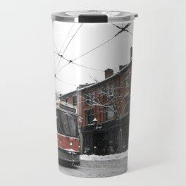 ttc toronto 501  Travel Mug