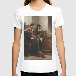 Jean-Paul Laurens - The Pope and the Inquisitor T-shirt