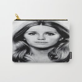 Suzanne Somers Mug Shot Carry-All Pouch