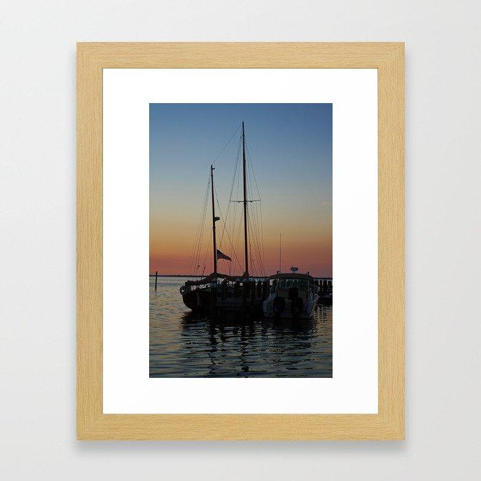 Close Liaisons Framed Art Print