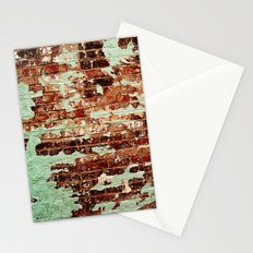 Half Naked Bricks Stationery Cards