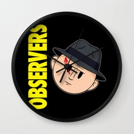 Who Observes the Observers? Wall Clock