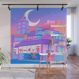 Ramen with Sensei Wall Mural