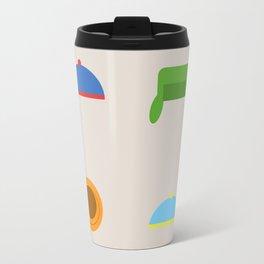 Stan Kyle Cartman Kenny CREME Travel Mug
