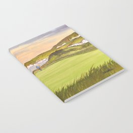 Royal Portrush Golf Course 5th Hole Notebook