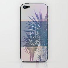 Let's Run Away: Monte Verde, Costa Rica iPhone & iPod Skin