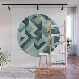 Circle Geometry Wall Mural