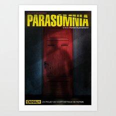 Parasomnia Art Print