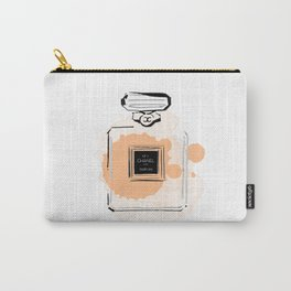 Orange perfume #3 Carry-All Pouch