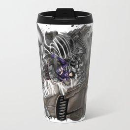 BounD Issue #2 Cover (small logo) Travel Mug