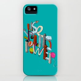 Use Your Power iPhone Case