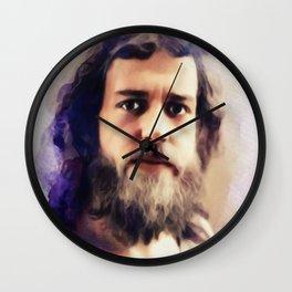 Joe Cocker at Woodstock Wall Clock