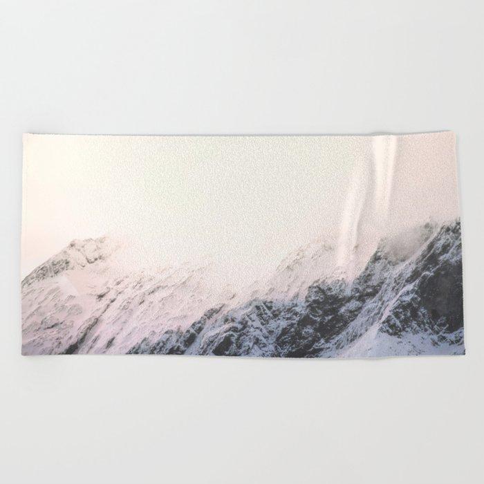 Morning Light Beach Towel